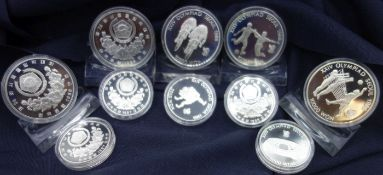 CONVOLUTE COINS with certificate
