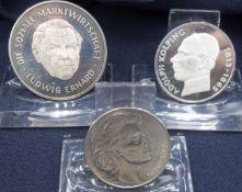 MEMORIAL COIN: Adolph Kolping