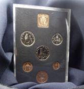 COURSE COIN SET: ENGLAND / NORTHERN IRELAND 1971