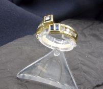 RING 750 - yellow gold