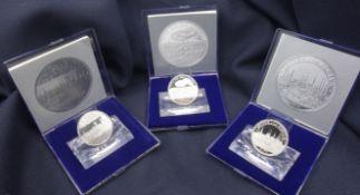 COIN REPLICAS: THREE VIEW COINS