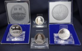COIN REPLICAS: FOUR VIEW COINS