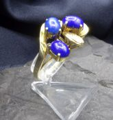RING - 585 yellow gold