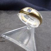 RING 750 YELLOW GOLD