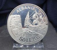 50 LEKE ALBANIA