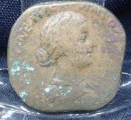 ANTIQUE ROMAN COIN - IMPERIAL PERIOD