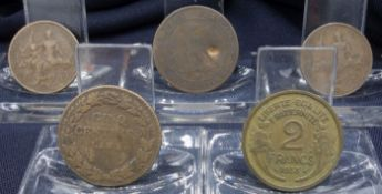 COINS FROM 1853-1938