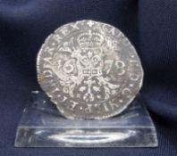 COIN OF 1678 (Brabant /Spanish Netherlands)