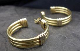 CREOLEN - 585 yellow gold