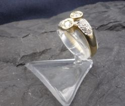 RING -585 yellow gold