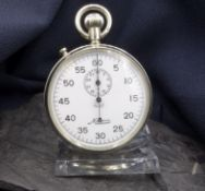 MINERVA STOPWATCH WITH RATTRAPANTE