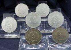 CONVOLUTE GDR COINS