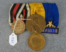 MEDAL CLASP / MEDAL BUCKLE