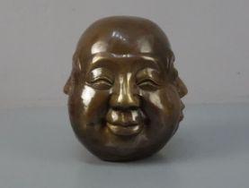 SCULPTURE: HEAD OF BUDDA