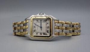 CARTIER WATCH - PANTHERE