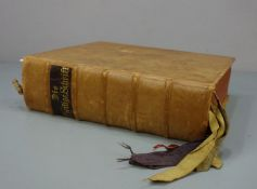 BIBLE FROM 1892