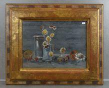 HANS JOACHIM ELLINGER - GOUACHE