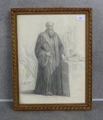 JEAN-BAPTISTE ÉMILE BERANGER - DRAWING