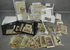NOTGELD - SPARE MONEY / VOUCHERS / REUTERGELD- LARGE COLLECTION