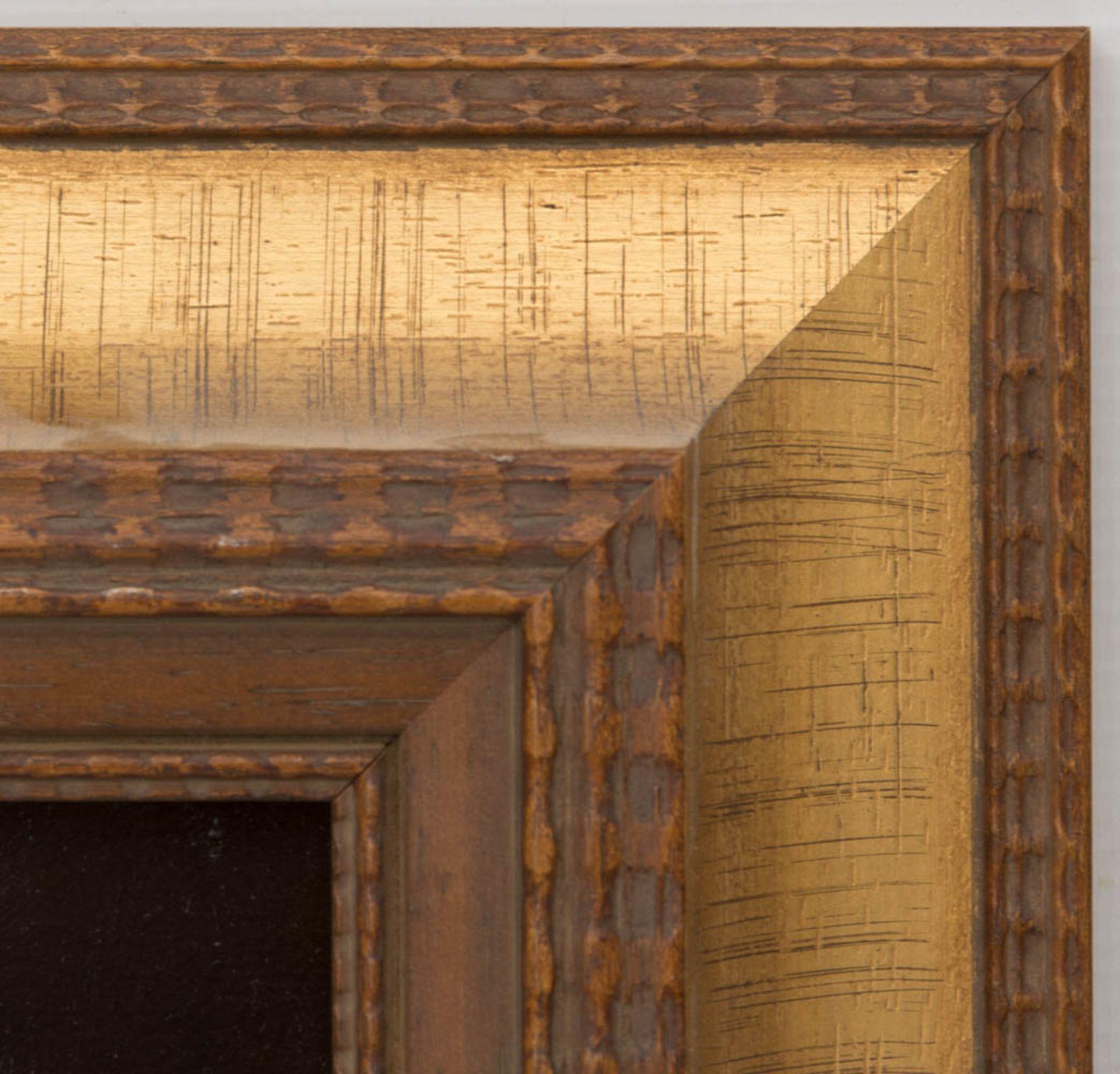 Sign. A. Kremer, Bäuerliche Küchenszene, Öl auf Leinwand, 19. Jh.Vermutlich hollän - Bild 3 aus 5