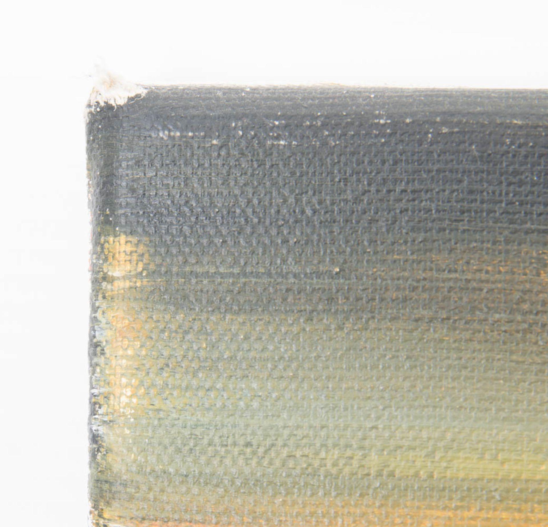 Remi Bertoche, Wellen im Abendrot, Öl auf Leinwand, 20./21. Jh.Oben rechts signiert.< - Bild 4 aus 5