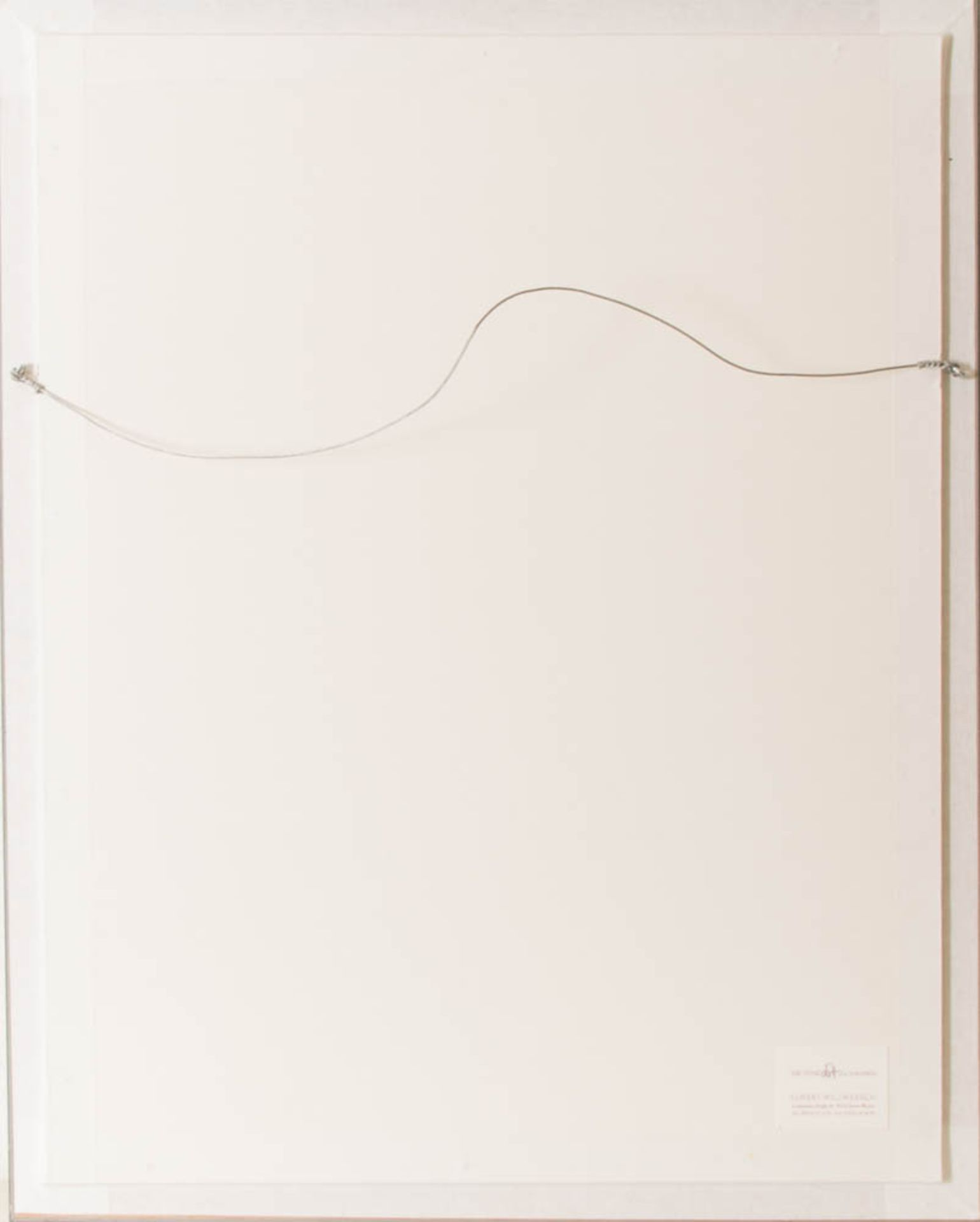 Monogrammiert IK, Frauenportait, Pastell auf Karton, 20. Jh.Wunderschön gerahmt, link - Bild 4 aus 4