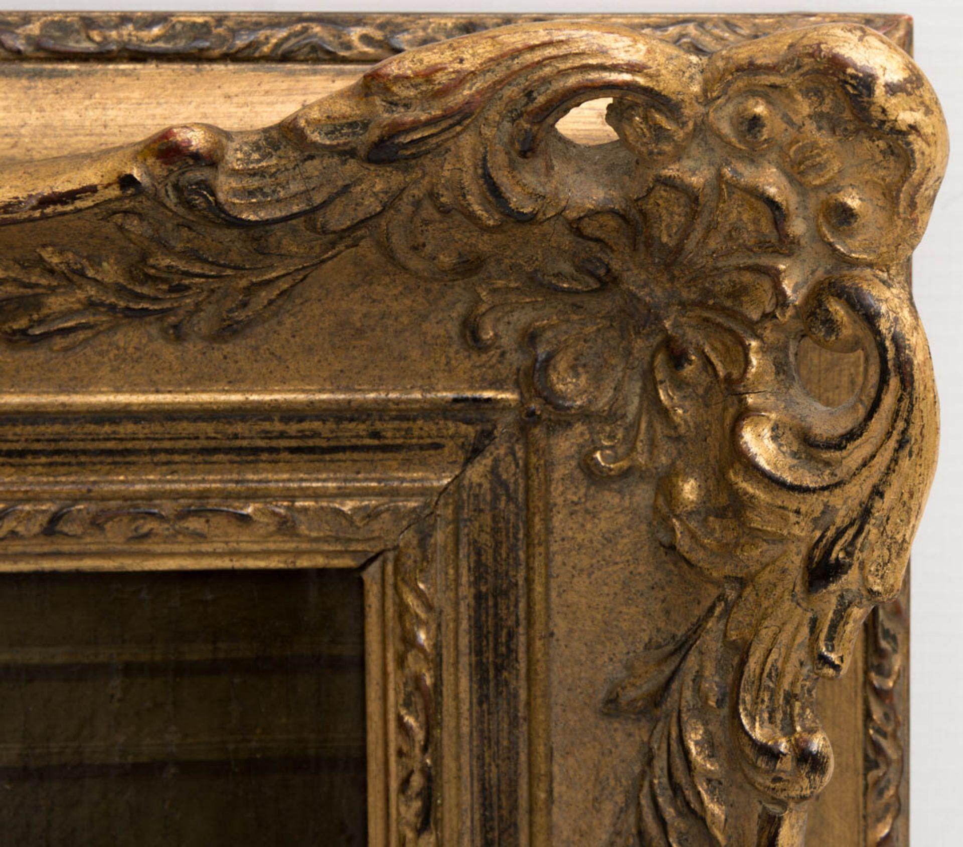 Johann Phillipp Ulbricht, Paar humorvolle Szenen, Öl auf Holz, Mitte 18. Jh. - Bild 12 aus 12