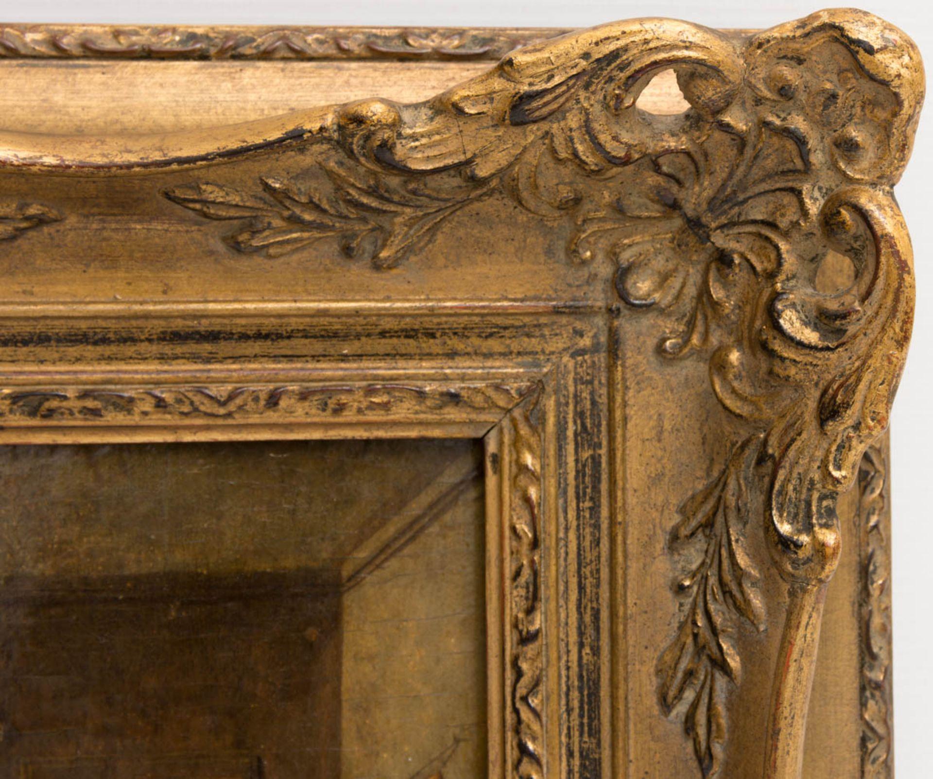 Johann Phillipp Ulbricht, Paar humorvolle Szenen, Öl auf Holz, Mitte 18. Jh. - Bild 7 aus 12