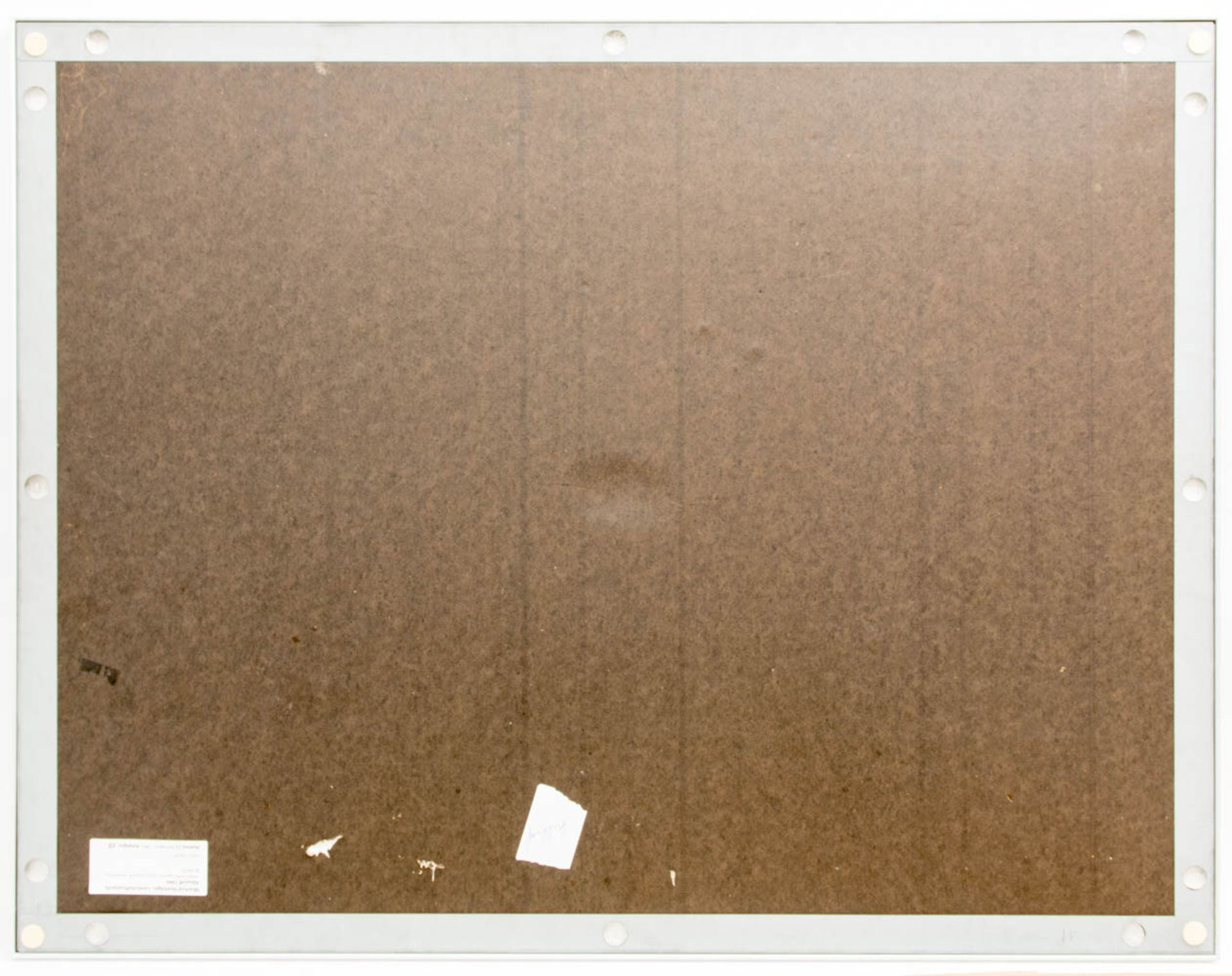 Manfred Henninger, Landschaftsansicht, Aquarell, 1944. - Bild 4 aus 4
