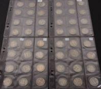 KuK: 50x 1 Krone Silber Franz Joseph. 208,75g Feinsilber. #1