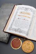 Adelsdiplom/Adelsbrief für Julius (Ritter von) B | Nobility diploma/letter of nobility for Julius (