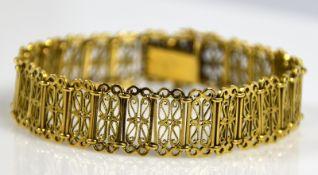 ARMBAND  Gold 18ct