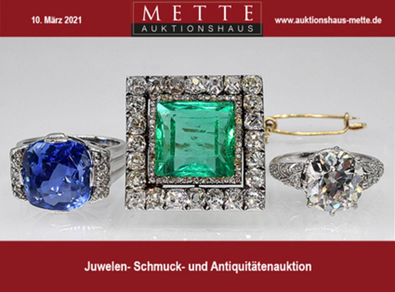 Schmuck, Kunst, Antiquitäten, Varia