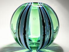 "Große Vase ""Perles 2"", Salviati/Murano, Italien, 2006. Muranoglas in Canne-Technik (aus versch"