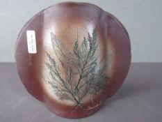 Vase Keramik signiert 27cm