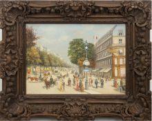 """Haas, Robert (1898 Wien/Österreich-1997 Valhalla, New York/Vereinigte Staaten) """"Pariser"""