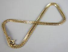 Venezianerkette, 333er Gold, Gew.7,70g, 46cm