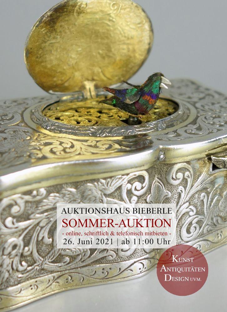 Kunst- und Antiquitäten-Auktion