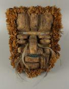 Mask, Guere Wobe, Ivory Coast