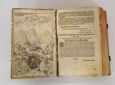 FRANCK, Placidus: Erster Gnadenreicher Freuden=Bühel... - Das ist Erster Theil des Heylsammen Wort