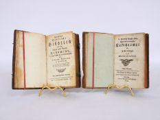WEIZ, Friedrich August: Anatomisch-chirurgischer Catechismus für Lehrlinge in der Wundartzneykunst