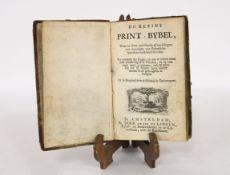 De kleine Print-Bybel