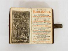 COCHEM, Martin von: Der verbesserte Grosse Baum=Garten