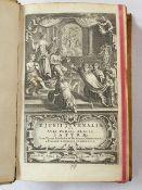 SCHREVELIUS, Cornelius: D. Junii Juvenalis et Avli Persii Flacci Satyrae