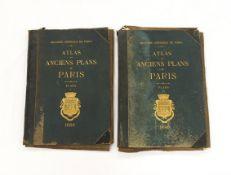 Atlas des ancien plans de Paris