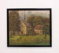 MAXIM, Ora Inge: Dorfkirche in Frankreich
