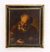 ITALIENISCHER MEISTER: Portrait eines Philosophen