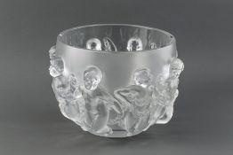 "Lalique Schale ""Luxembourg"