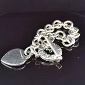 Tiffany-Armband, Silber 40