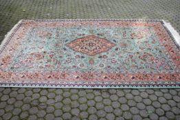 Orientteppich Täbris ca.60 Jahre